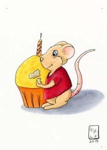 Cupcake_mouse